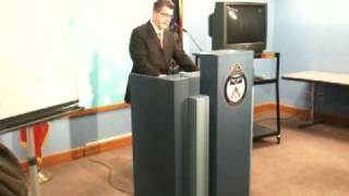 Christopher Skinner Murder - Toronto Police Press Conference - October 22, 2009 Part 1 of 2