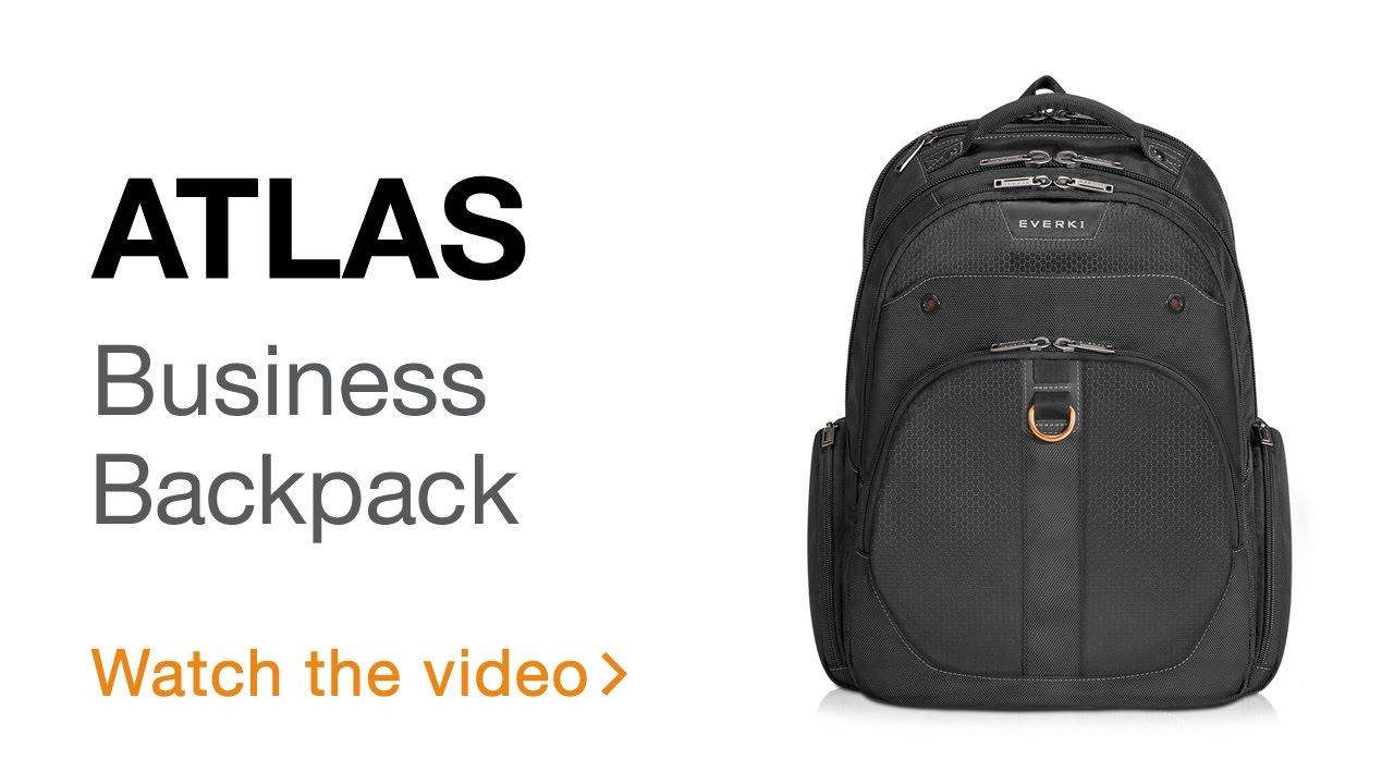 97547b1f0a EVERKI Atlas Checkpoint Friendly Laptop Backpack