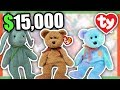 Ty Beanie Baby Trap - Fake vs Authentic - YouTube