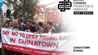 Chinatown Strike