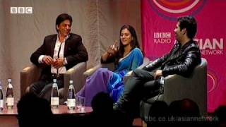 Raj&Pablo Plays 'Garam Garam Aloo' with Shah Rukh, Kajol and Karan Johar on BBC Asian Network