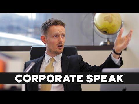Corporate Speak