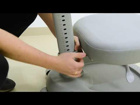 Регулировка детского кресла Ergokids GT Y-402