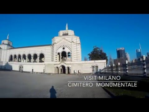 Visit Milano: Cimitero Monumentale