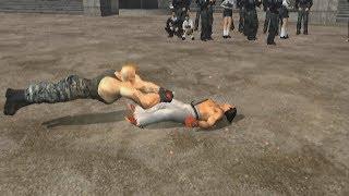 [TAS] Tekken Tag Tournament - Bryan / Jack-2