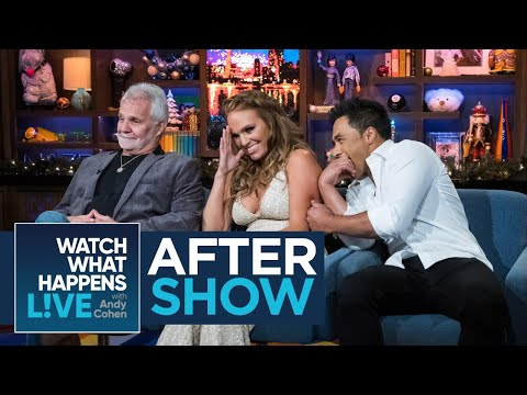 After Show: Why Is Ross Inia Attracted To Rhylee Gerber?  Below Deck  WWHL