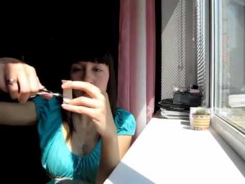 Трафареты для ногтей RockNailStar: Стрелки - YouTube