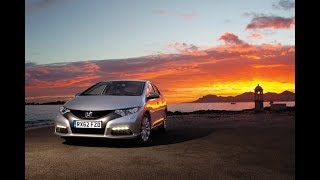 Honda Civic 1.6 i DTEC Diesel Review