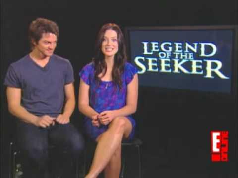Legend Of The Seeker: Craig Horner & Bridget Regan  SPOILERS For Season 2