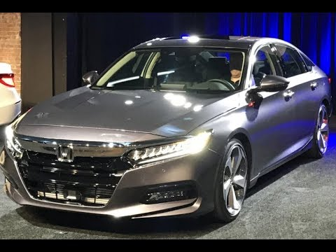 2018 Honda Accord >> Honda Accord All New 2018 Honda Accord