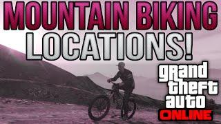 'Best Mountain Biking Location!' - GTA V: Best Locations! - Episode 7! (HD)