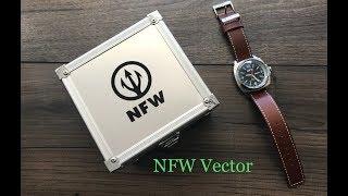 Wrist Watch Showcase: NFW Watches Vector