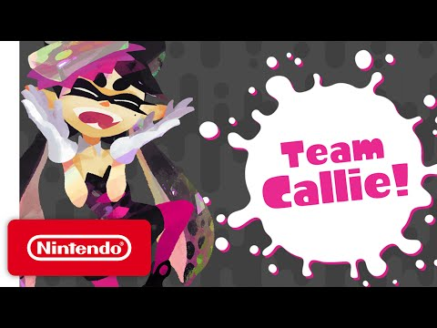 Splatoon - Callie Solo Music Video (Bomb Rush Blush)