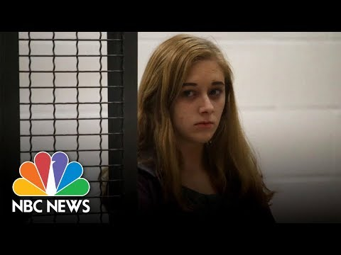Charleston Church Shooter Dylann Roof's Sister Arrested On Weapons, Drug Charges | NBC News
