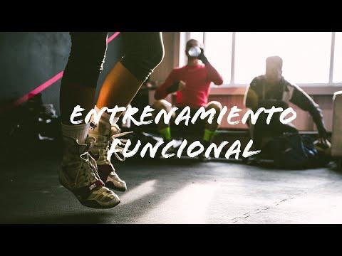 Entrenamiento funcional. Cardio, fuerza, resistencia, flexibilidad.