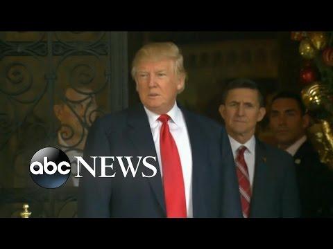 Trump Blasts Obama for Disrupting 'Smooth Transition'