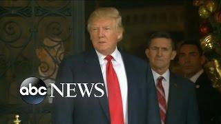 Trump Blasts Obama for Disrupting