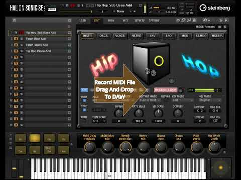 KVR: Hip Hop Sub Bass by Freemusicproduction net - Bass VST
