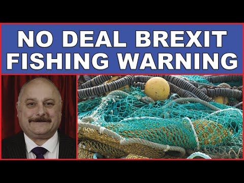 No Deal Brexit Will 'decimate' UK Fishing Claims Expert!