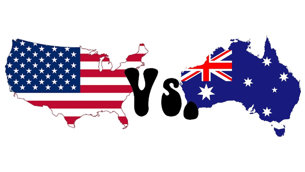 Australian vs american dating
