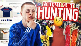 Football Shirt Hunting   #1   YOU WON'T BELIEVE THIS!