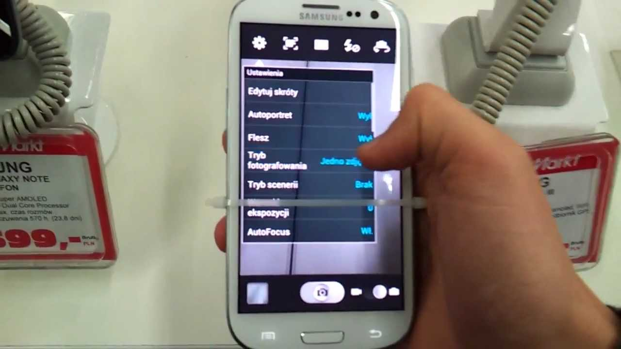 Galaxy S3 media markt  YouTube -> Kuchnia Elektryczna Media Markt