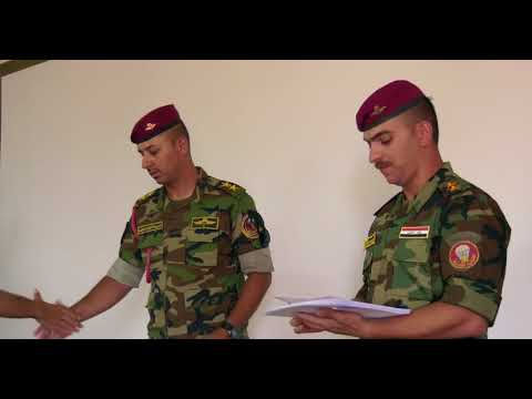 DFN:Iraq's Qwat Khasah Celebrate the End of One Journey and Begin Another BAGHDAD, IRAQ 07.17.2018