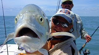 Hour Jacks - Big Jack Crevalle Fishing On The Space Coast