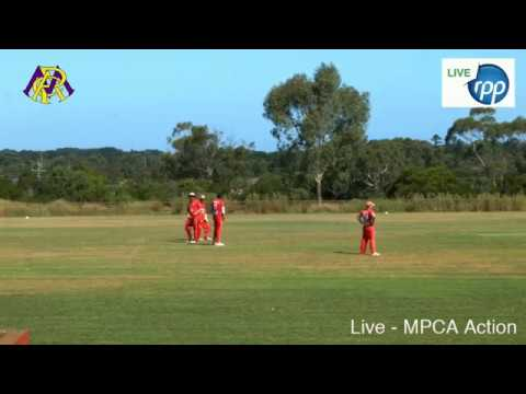 Live from Greg Beck Oval. Baxter v Sorrento in MPCA Action Baxter Batting