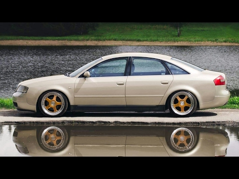 How people react to stance (Audi A6)