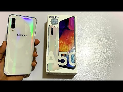 Samsung Galaxy A50 - Unboxing!!