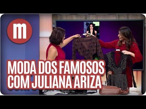 Mulheres - Dicas De Moda Com Juliana Ariza (23/03/16)