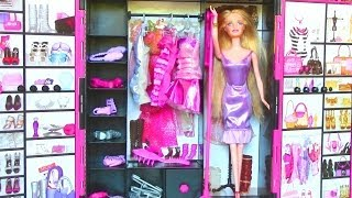 Barbie Fashonistas Ultimate Closet Fashion Barbie Doll Dress