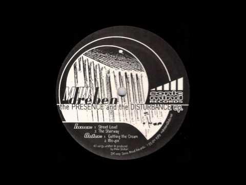 Mike Dreben - The Presence And Disturbance EP-B2- 180-401