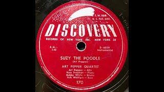 Art Pepper Quintet Discovery 170