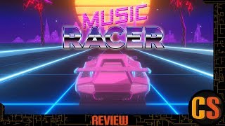MUSIC RACER - PS4 REVIEW (Video Game Video Review)