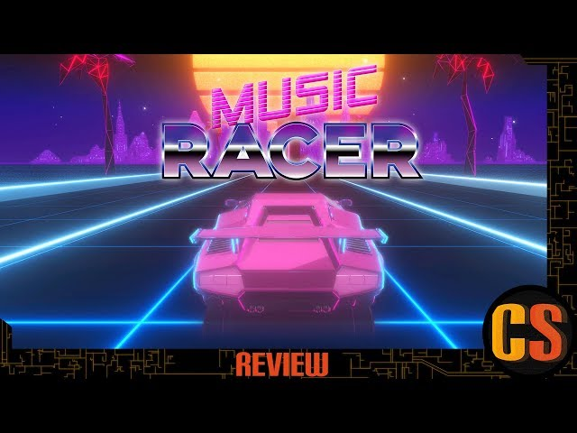 MUSIC RACER - PS4 REVIEW