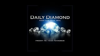 Freddy Fri - Diamond Classic – THE POWER OF ONE #TuesdayMotivation