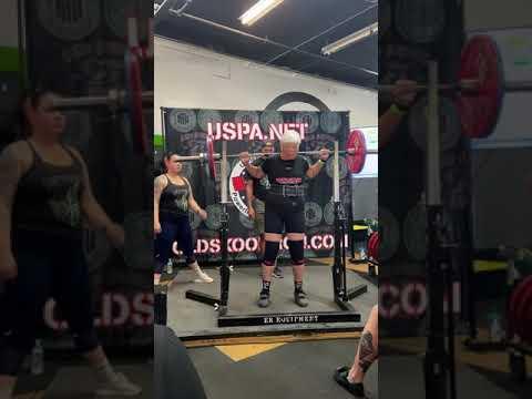 Karen Hurley - 259 lb Squat
