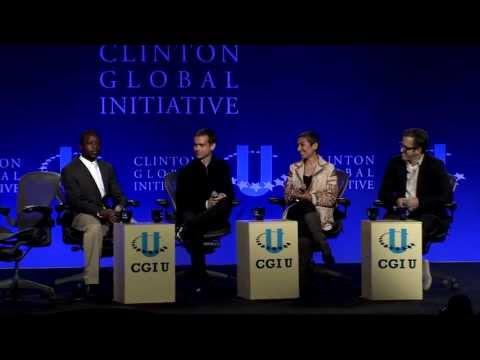 Getting Off the Ground: A Panel Discussion about Starting Up - CGI U 2013