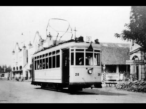 Sejarah Kereta Trem Di Jakarta ( Tempo dulu)