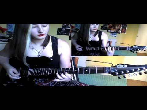 Cradle of Filth - Death of Love GUITAR COVER