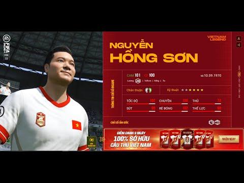 Bàn thắng đẹp của danh thủ Nguyễn Hồng Sơn Trong FiFa Online 4