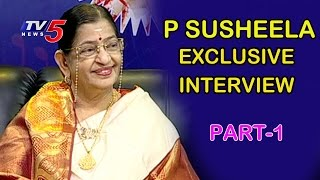 p-susheela-exclusive-interview-life-is-beautiful-part1-tv5-news