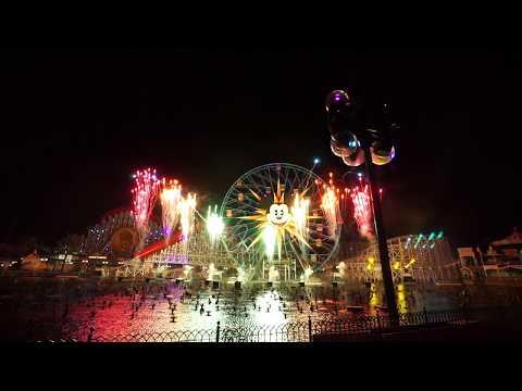 Download Disney California Adventure 2019 New Year S Eve