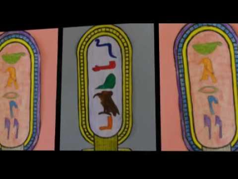 cartouche 8th grade art youtube. Black Bedroom Furniture Sets. Home Design Ideas