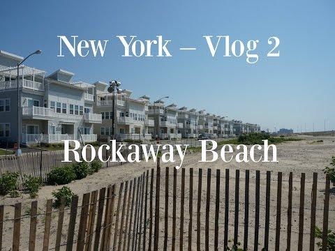 New York | Vlog 2 | Rockaway Beach