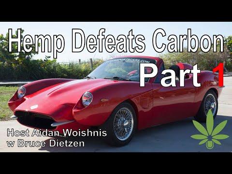 Hemp Races with Carbon Fiber?    P1 Bruce Dietzen w WCR