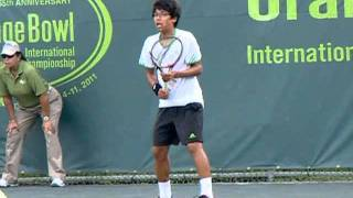Hyeon Chung Orange Bowl 2011