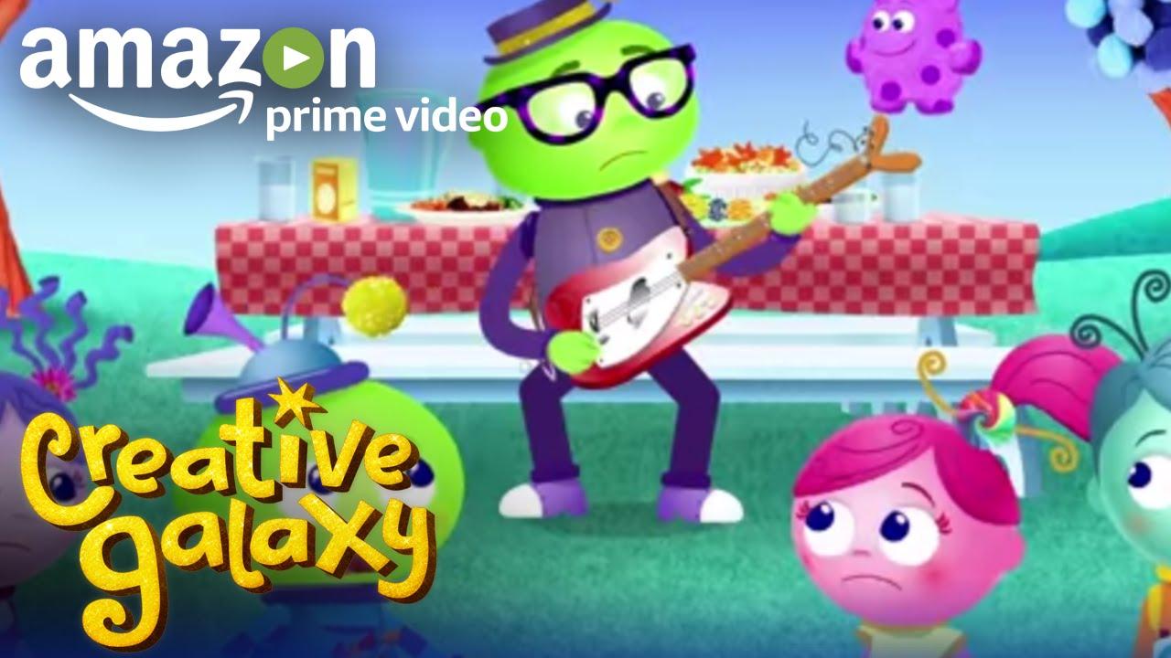 Creative Galaxy Season 2 Official Trailer Prime Video